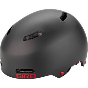 Giro Quarter FS Casco, matte black/rasta